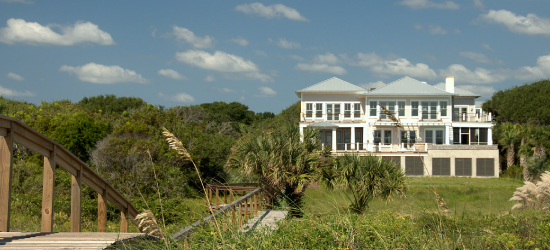Expensive Beach Home On Front Beach Isle Of Palms